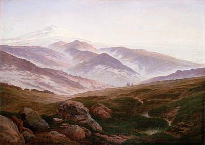 The Riesengebirge  Art Print by Philip Ralley