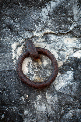 Photograph - The Ring by Ben Kotyuk