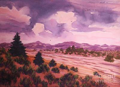 Painting - The Riverbed  by Suzanne McKay