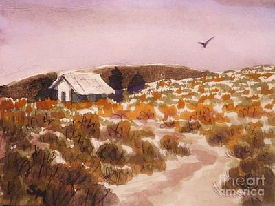 Painting - The Road Home by Suzanne McKay