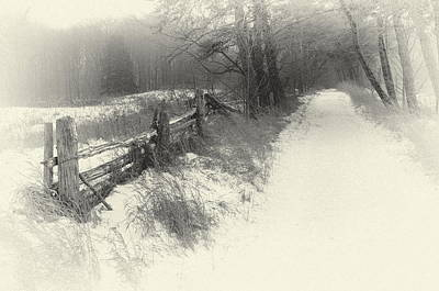 Photograph - The Road Less Traveled By by Alan Norsworthy