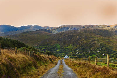 Photograph - The Road To Barley Lake by E j Carr
