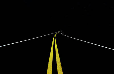 Quebec Photograph - The Road To Nowhere by Roland Shainidze