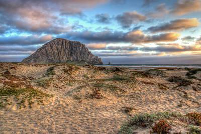 The Rock Print by Heidi Smith