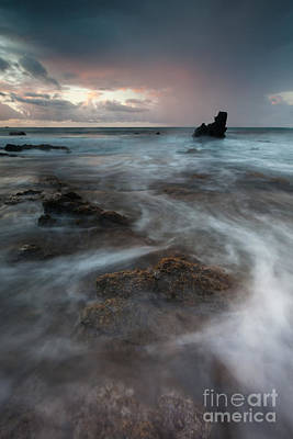 Tropical Beach Photograph - The Rock by Matteo Colombo