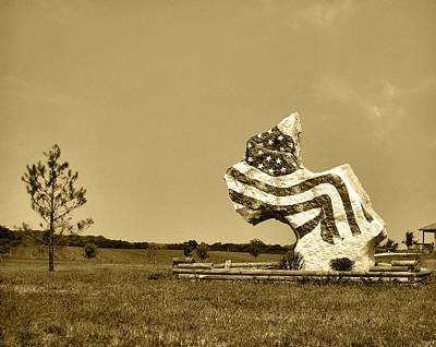 Photograph - The Rock by Pamela Parton
