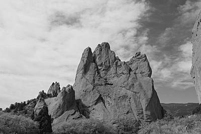 Photograph - The Rock by Trent Mallett