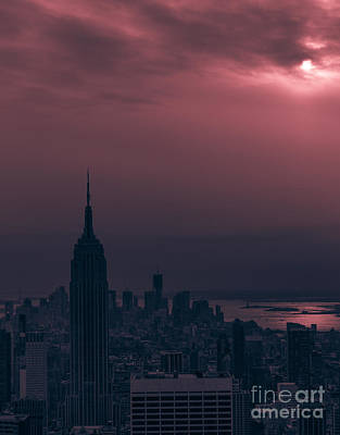Photograph - The Rockefeller's View  by Tom Migot