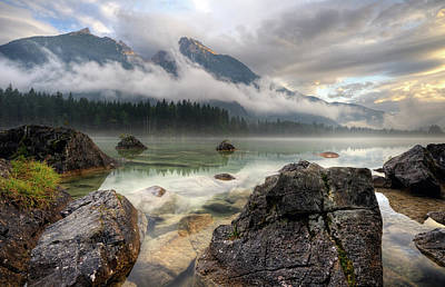 Zen Rocks Photograph - The Rocks by