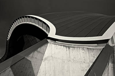 The Roof Of The Sage Art Print by Stephen Taylor