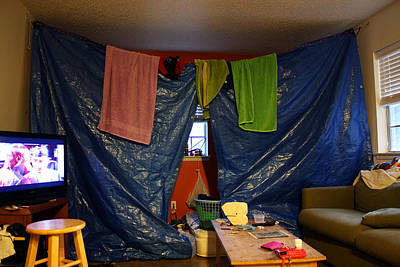 Photograph - The Roommate by Ismael Cavazos