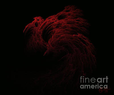 Photograph - The Rooster by Amanda Collins