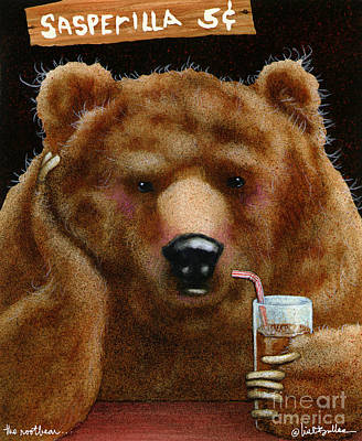 Soda Painting - The Rootbear... by Will Bullas