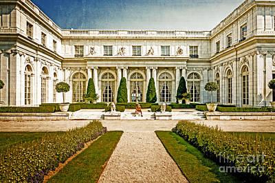 The Rosecliff Art Print