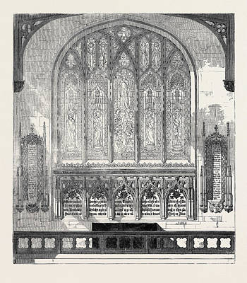 Camden Drawing - The Royal Memorial To The Late John Camden Neild by English School