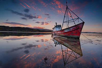 Ireland Photograph - The Sabrina by Trevor Cole