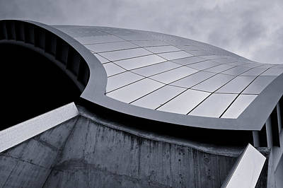 Photograph - The Sage Roof Black And White by Stephen Taylor