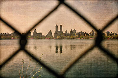 Park Scene Photograph - The San Remo by Joann Vitali