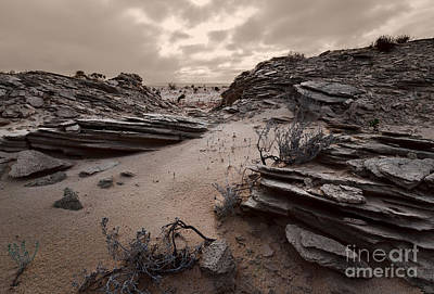 Photograph - The Sands Of Time 1 by Julian Cook
