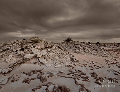 Grey Clouds Photograph - The Sands Of Time 3 by Julian Cook