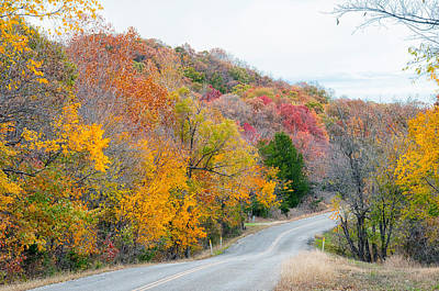 Photograph - The Scenic Drive by Victor Culpepper