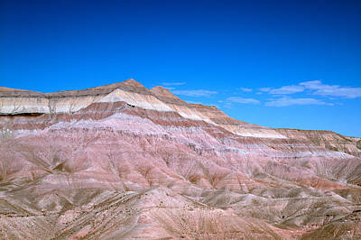 Photograph - The Scenic Painted Desert In Arizona' by Carol M Highsmith