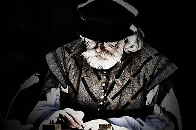 Photograph - The Scribe by Nadalyn Larsen