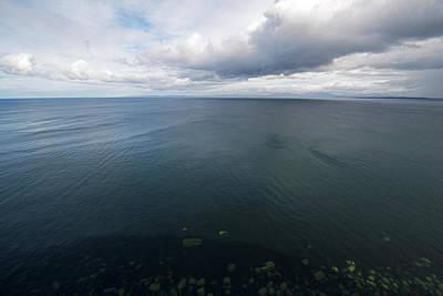 Photograph - The Sea Of Scotland 2 by Dubi Roman