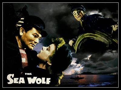 Edward G. Robinson Wall Art - Photograph - The Sea Wolf 1941 by Rouhani Cyrus