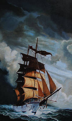 The Sea Wolf Original by Patrick Whelan
