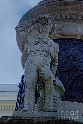 Photograph - The Seaman II State Capitol Of Alabama by Lesa Fine
