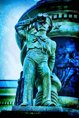 Photograph - The Seaman V by Lesa Fine