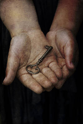 Photograph - The Secret Key by Ethiriel  Photography