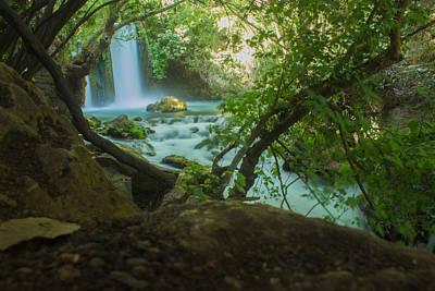 The Secret Waterfall Art Print