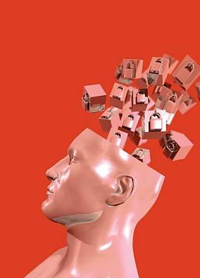 The Secrets Of The Mind Art Print