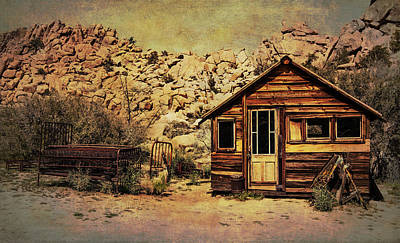 Photograph - The Shack by Sandra Selle Rodriguez