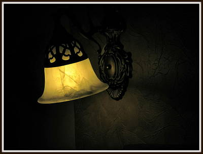 The Shadow Art Print by Utkarsh Maheshwari