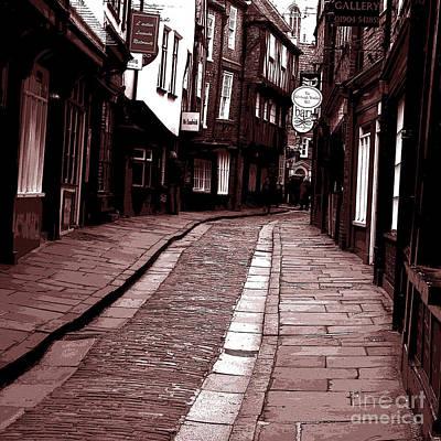 Photograph - The Shambles by Robert Gipson