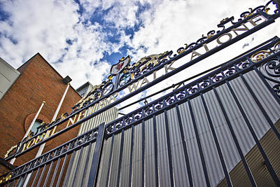 The Shankly Gates - Anfield Art Print by Paul Madden