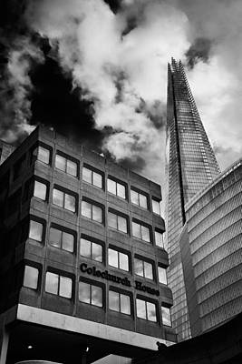 Photograph - The Shard From Tooley Street by Ian Good