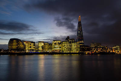 Photograph - The Shard by Ken Brannen