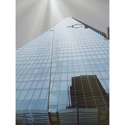 Photograph - The Shard by Maeve O Connell