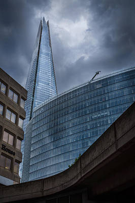 Photograph - The Shard by Trevor Wintle