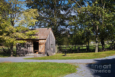 Photograph - The Shed by William Norton