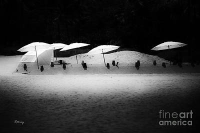 Photograph - The Beach Shelter by Rene Triay Photography