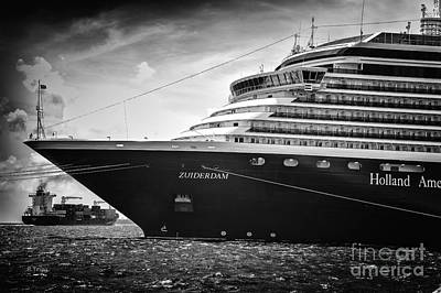 Photograph - The Ships by Rene Triay Photography