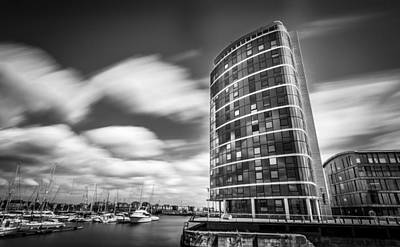 Photograph - The Short Tower. by Gary Gillette