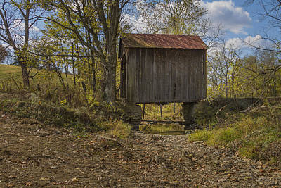 Music Royalty-Free and Rights-Managed Images - The Shortest Covered Bridge I have seen by Jack R Perry