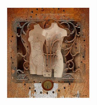 Grate Digital Art - The Showroom by Bob Salo