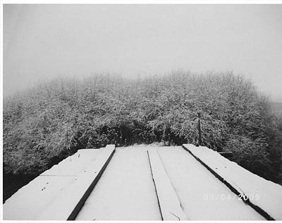 Photograph - The Silence Of Winter by James Rishel
